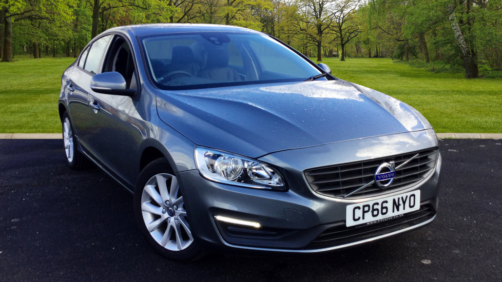 Volvo S60 D3 Business Edition Manual
