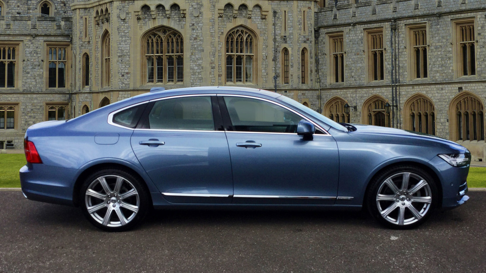 Volvo S90 D4 Inscription AutomaticBLIS with Cross Traffic Alert