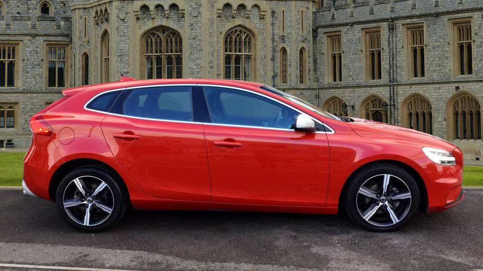 Volvo V40 D2 R-Design Manual, Home Safe and Approach Lighting