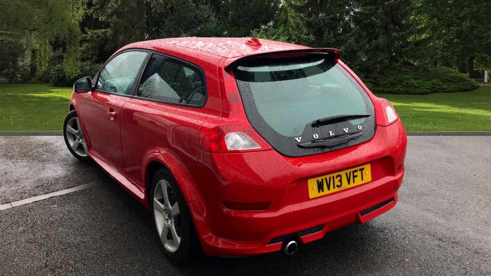 Volvo C30 2.0 (145hp) R-Design Manual (Sports Chassis & Bluetooth)