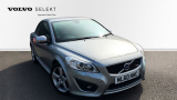 Volvo C30 D2 R-Design with Heated Seats, Headlamp Washers, Tempa Spare Wheel, Bluetooth
