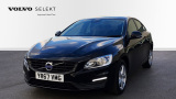 Volvo S60 D4 Business Edition With Sat-Nav, Cruise Control, Bluetooth, DAB Radio