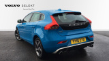 Volvo V40 T2 R-Design Manual 2 Free Services, Rebel Blue Paint, DAB, 17' Ixion Alloys