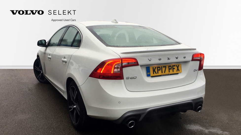 Volvo S60 D4 R-Design Lux Nav Automatic 19 inch Ixion IV Alloys, Drivers Support Pack