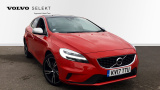 Volvo V40 D3 R-Design Pro Xenium Pack with Pan Roof, Winter Pack, Full Leather, Camera