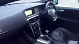 Volvo V40 D2 R-Design Nav + Sunroof + Driver Support Pk + Park Pilot + Blis