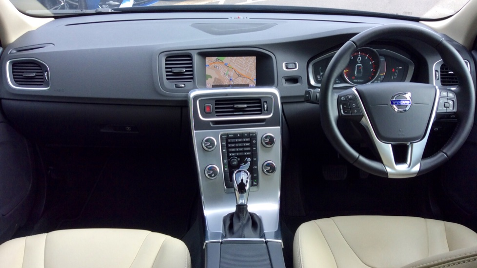 Volvo S60 T4 SE Lux Nav Automatic, 0% APR Finance Available, 2 services for £199