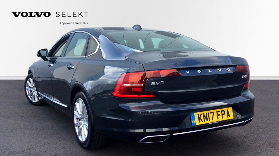 Volvo S90 D4 Inscription Auto, Winter Pack, 0% Available + 2 Services for £199