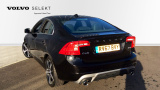 Volvo S60 D4 R-Design Lux Nav Auto, Winter, 0% Available + 2 Services for £199