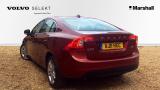 Volvo S60 D3 (163) SE Lux Premium Huge Spec! (Driver Support Pack, Sat Nav, Full Leather, Rear Parking Camera)