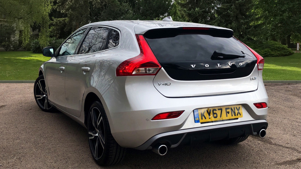Volvo V40 D2 R-Design Pro Automatic 0% APR Available, 2 services for £199