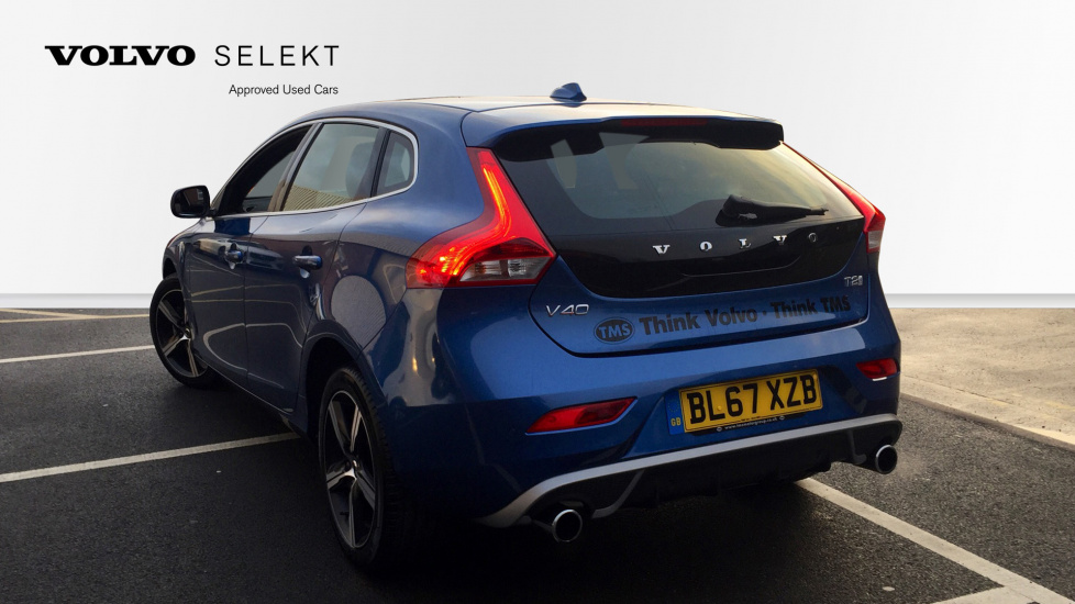 Volvo V40 T2 R-Design Manual Nav Plus