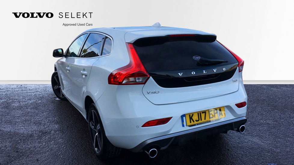 Volvo V40 T2 (Huge Spec) R-Design Nav Plus Manual