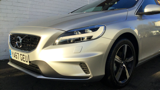 Volvo V40 D2 R-Design Manual with a Winter Pack
