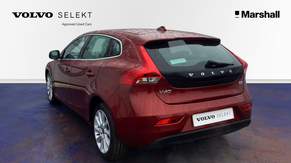 Volvo V40 D2 SE Lux Manual Rear Park Assist Electric Drivers Seat