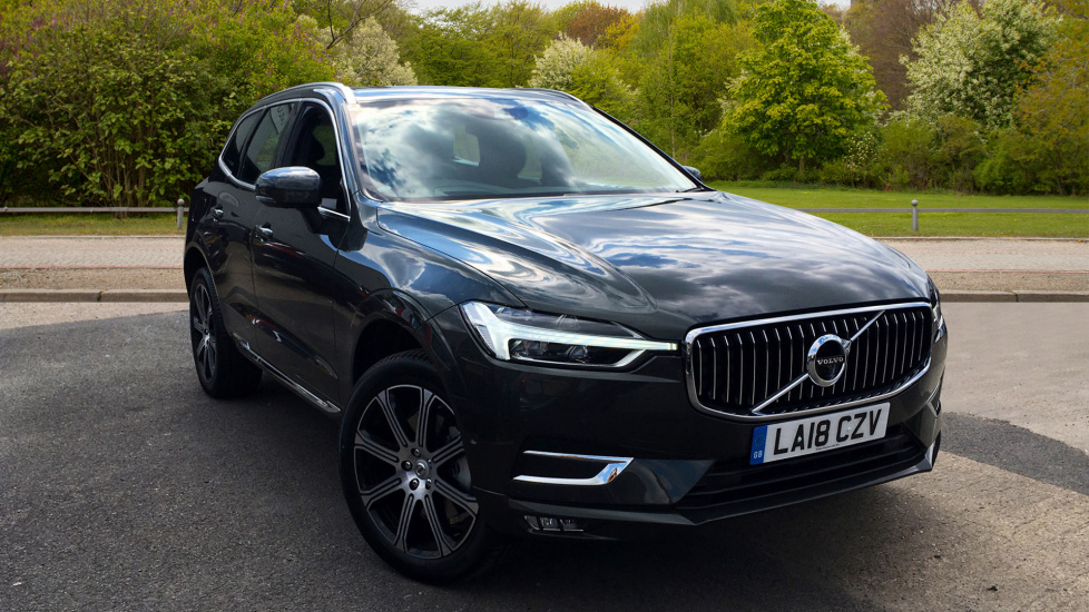Volvo XC60 2.0 D5 Power Pulse Inscription Pro AWD W. Intellisafe Pro, Xenium Pack and Family Pack Diesel Automatic 5 door Estate (2018) image