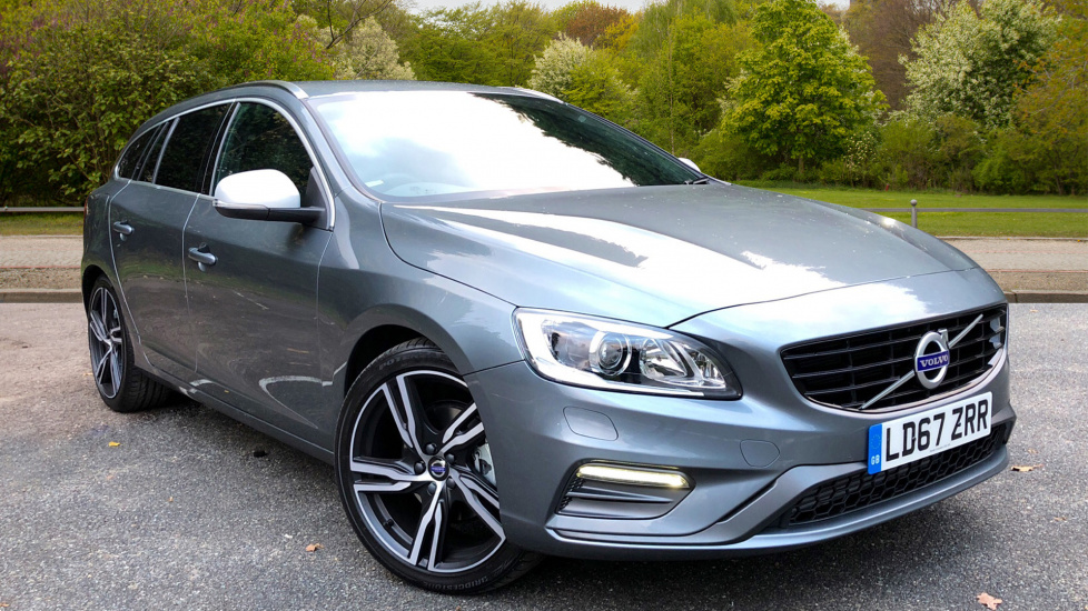 volvo v60 electric silver choice image