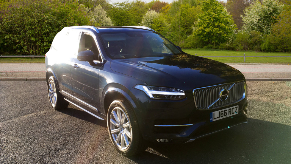 Volvo XC90 2.0 D5 PowerPulse AWD Inscription Auto with Family Pk, Xenium Pack & Winter Pack Diesel Automatic 5 door Estate (2018) image