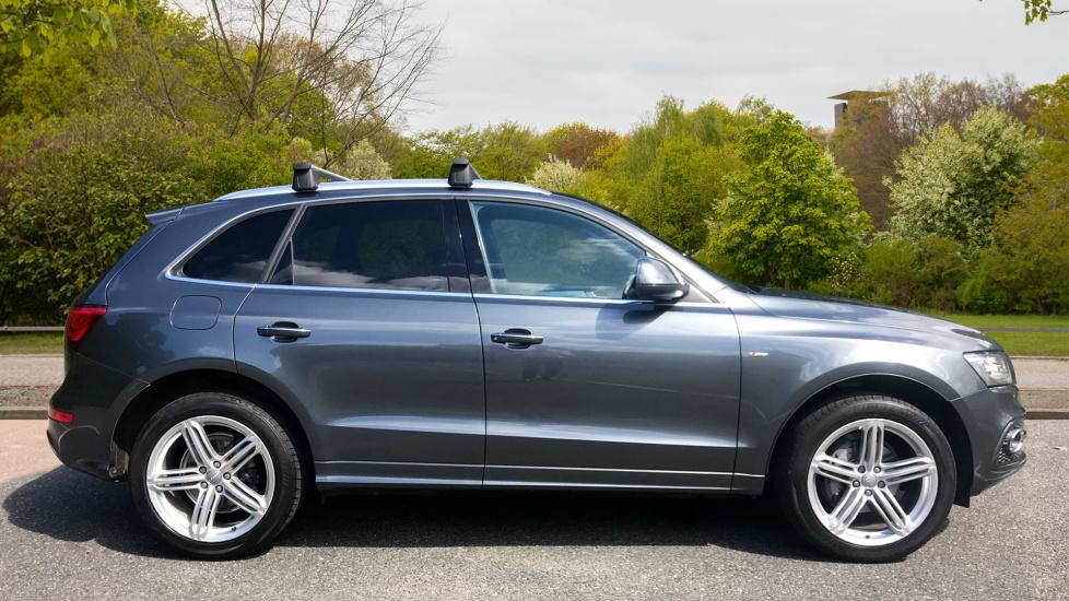 Audi Q TDI PS Quattro S Line Plus Dr S Tronic Auto With - Audi q5 diesel