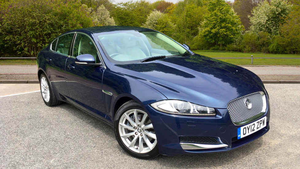 Jaguar XF 3.0d V6 Premium Luxury With Blind Spot Monitoring & DAB Radio  Diesel Automatic 4 door Saloon (2012) image