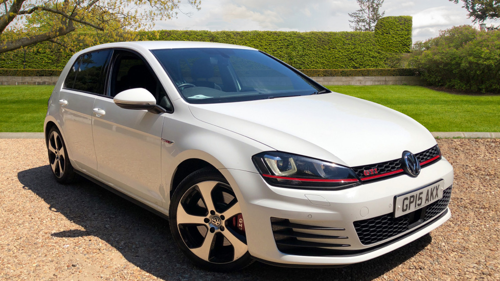 Volkswagen Golf TSI GTI DSG With Performance Pack, Dynaudio 2.0 Automatic 5 door Hatchback (2015) image