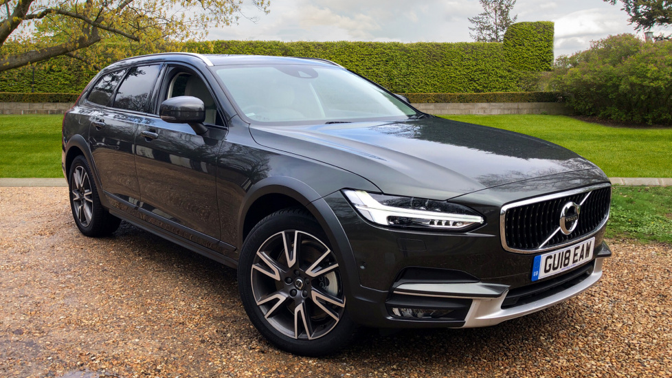 Volvo V90 T6 Cross Country Pro AWD Auto W. Family & Xenium Packs,  2.0 Automatic 5 door Estate (2018) image