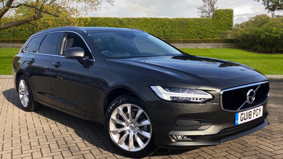 Volvo V90 2.0 D4 Momentum Pro Auto W. Apple Car Play & 360 Parking Camera Diesel Automatic 5 door Estate (2018) image