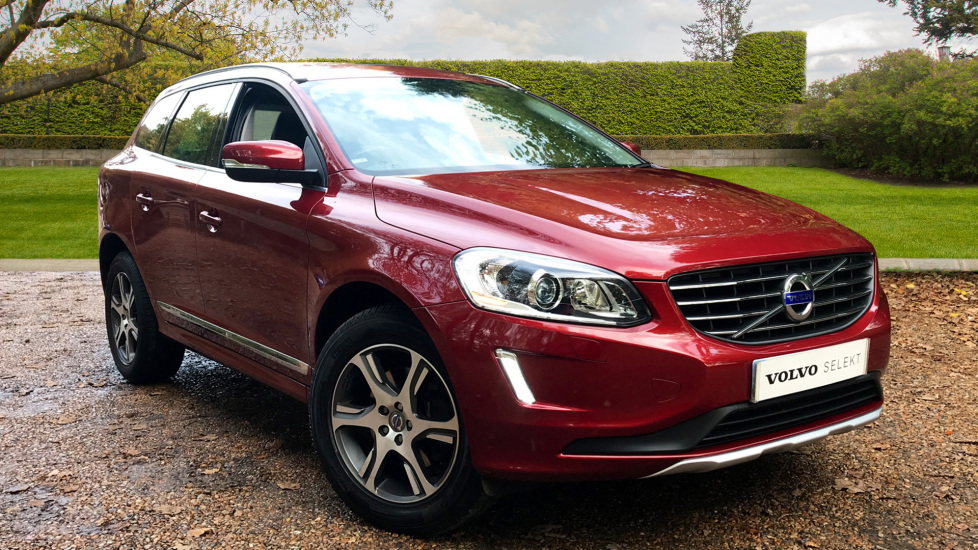 Volvo XC60 D4 SE Lux Auto W. Family Pack, Winter Pack & Panoramic Sunroof  2.0 Diesel Automatic 5 door Estate (2014) image