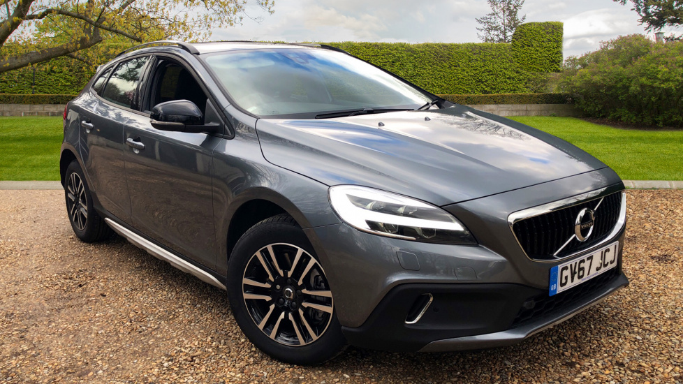 Volvo V40 Automatic - Car Reviews 2018