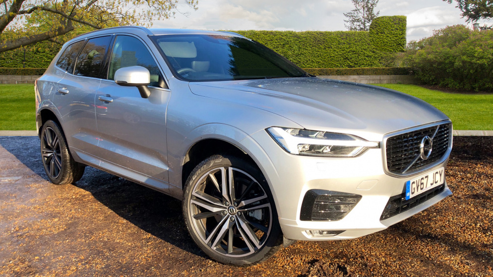 Volvo XC60 2.0 D4 190hp R-Design Pro AWD Automatic, Winter Pack, BLIS, Smartphone Integration, Volvo on Call Diesel 5 door Estate (2017) image