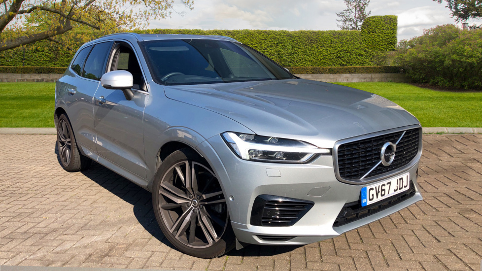 Volvo XC60 2.0 T8 Hybrid R-Design Pro AWD Auto Panoramic Sunroof, Xenium Pack, Bowers & Wilkins Audio Petrol/Electric Automatic 5 door Estate (2017) image