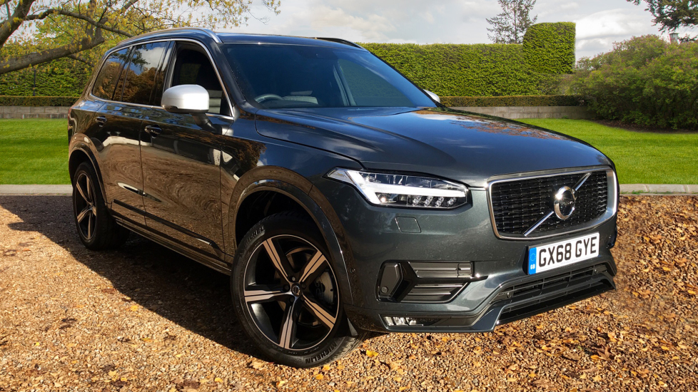 Volvo XC90 2.0 D5 PowerPulse R Design AWD Auto W. Winter Pack, Family Pack & Parking Pilot Diesel Automatic 5 door Estate (2018) image