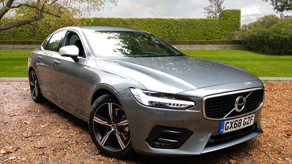 Volvo S90 2.0 D4 R Design Auto Winter Pack, Polestar Upgrade & Front & Rear Park Assist  Diesel Automatic 4 door Saloon (2018) image
