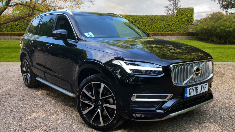 Volvo XC90 2.0 T6 Inscription Pro AWD Auto Air Suspension, Styling Kit, 360 Camera, Xenium Pack Automatic 5 door Estate (2018) image