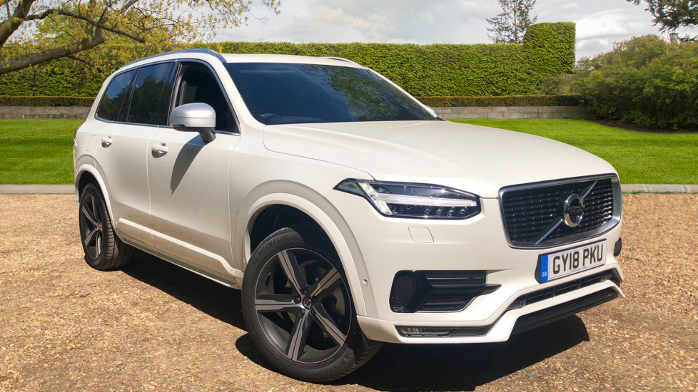 Volvo XC90 D5 PowerPulse R-Design AWD Automatic Panoramic Roof, 360 Parking Camera, Winter Pack 2.0 Diesel 5 door Estate (2018) image