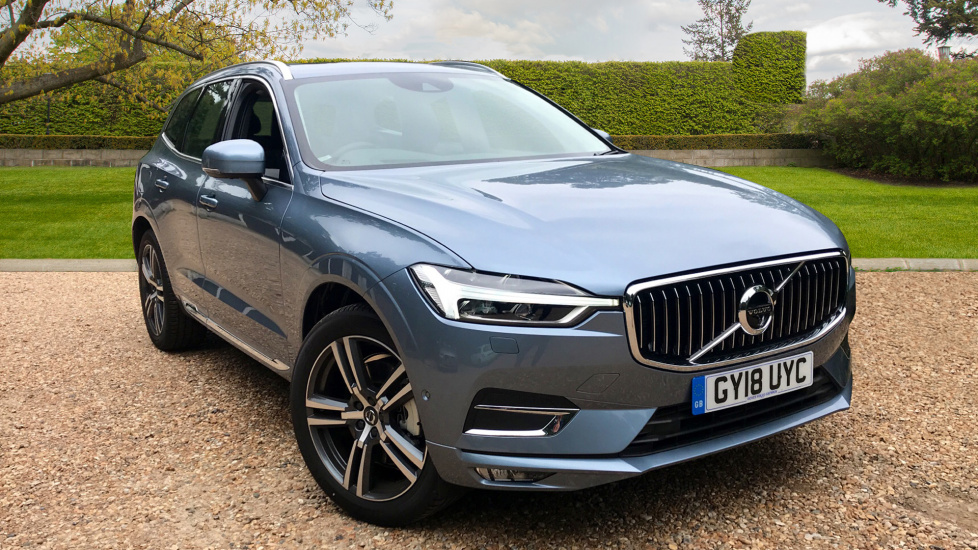 Volvo XC60 2.0 D4 AWD Inscription Pro Nav Auto with Convenience Pk, Xenium Pack & Intellisafe Pro Pack Diesel Automatic 5 door Estate (2018) image