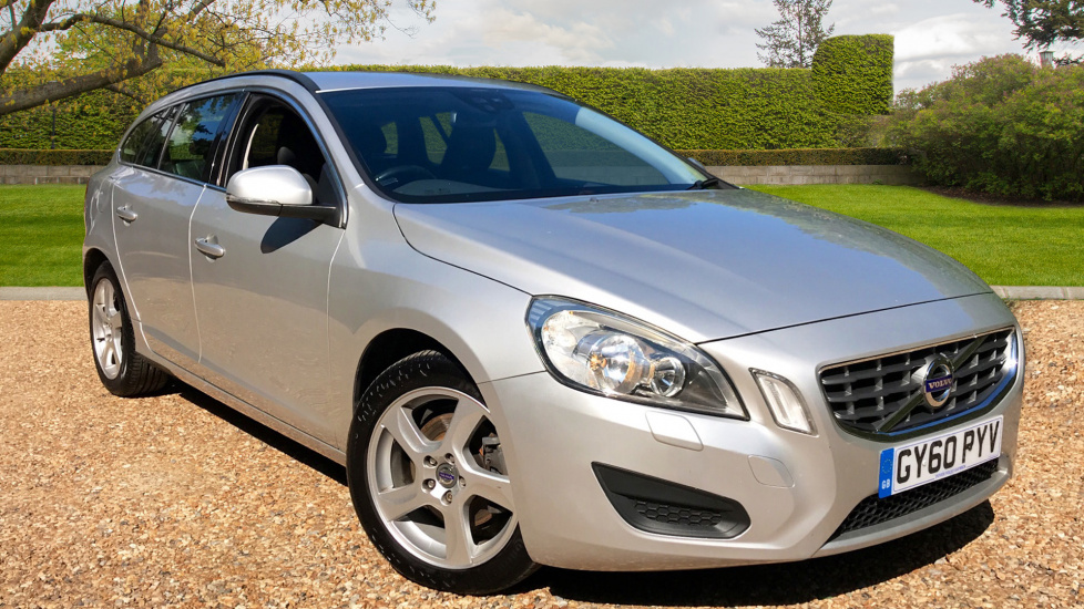 Volvo V60 D3 SE Geartronic with Tint Windows, Cruise Control, Winter Pack, Rear Park Assist 2.0 Diesel Automatic 5 door Estate (2010) image