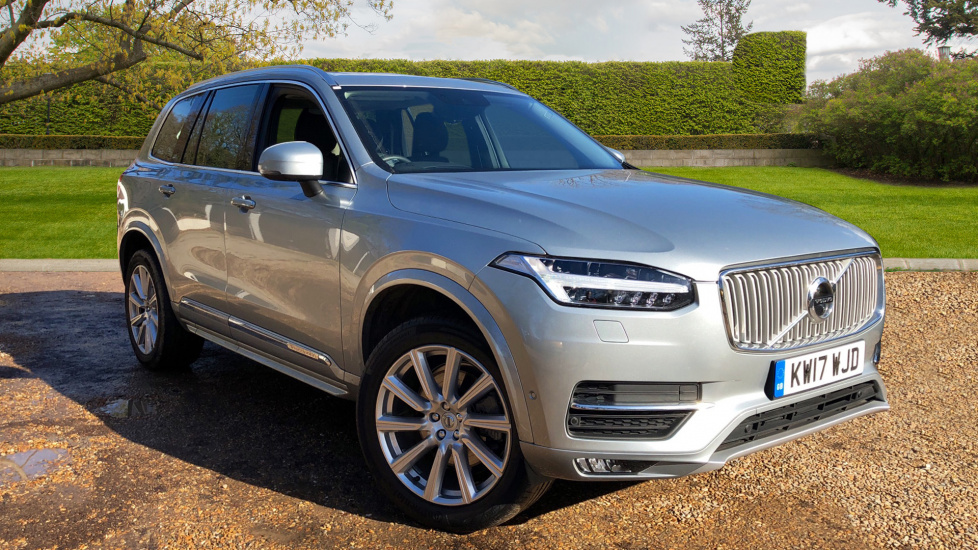 Volvo XC90 D5 PowerPulse AWD Inscription Automatic Xenium Pack, Family Pack, Winter Pack 2.0  5 door (2017) image