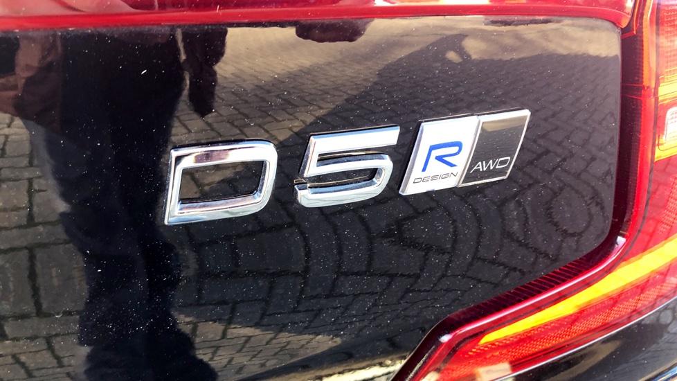 Volvo S90 D5 PowerPulse AWD R-Design Automatic