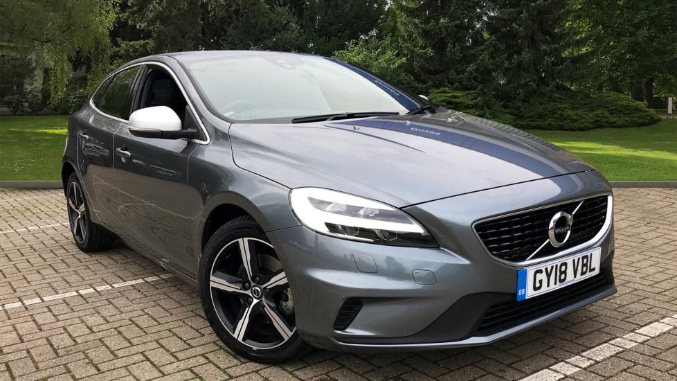 Volvo V40 T2 R-Design Nav Plus, Winter Plus Pack and Rear Park Assist 1.5 5 door Hatchback (2018) image