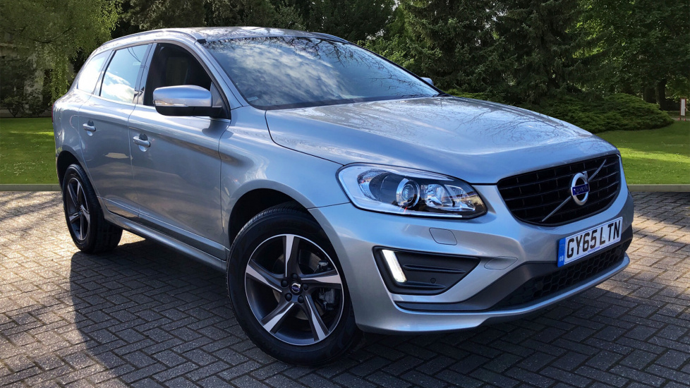 Volvo XC60 D4 R Design Lux Nav AWD AT, Winter & Illumination Pk, Family Pk, R.Camera, BLIS, F & R Sensors 2.4 Diesel Automatic 5 door Estate (2015) available from Land Rover Hatfield thumbnail image