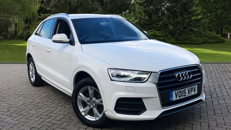 Audi Q3 1.4T FSI SE Bluetooth and Turbo Charger 5 door Estate (2015) image