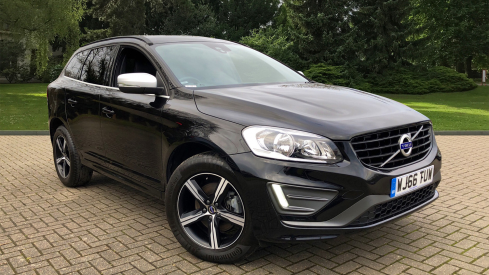 Volvo XC60 D4 R Design Nav AWD Geartronic W. Dark Tints U0026 Parking Sesnors  2.4 Diesel Automatic 5 Door Estate (2016)