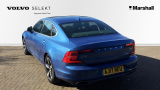 Volvo S90 D5 AWD R-Design, Navigation, LED Headlights, 18' Diamond Cut Alloys, Adaptive Cruise Control, Rear Park Assist, Power Boot, DAB Radio, Bluetooth