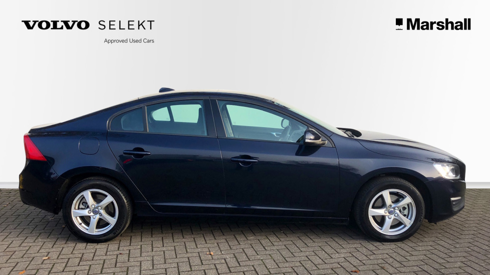 Volvo S60 D3 Business Edition, Navigation, Rear Park Assist, Cruise Control, DAB Radio City Safety, Electronic Climate Control, Bluetooth, Rain Sensitive Wipers