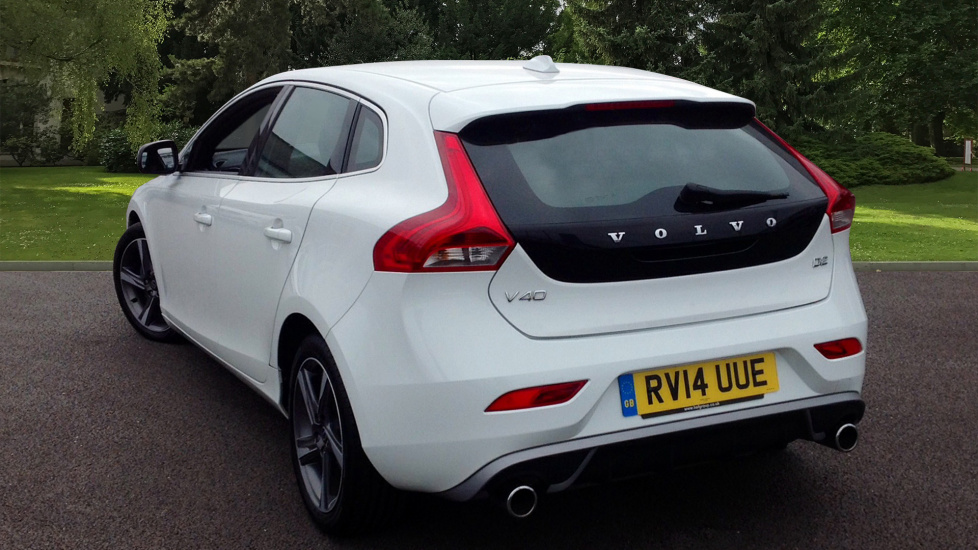 Volvo V40 1.6 D2 R-Design 5-Door Hatchback