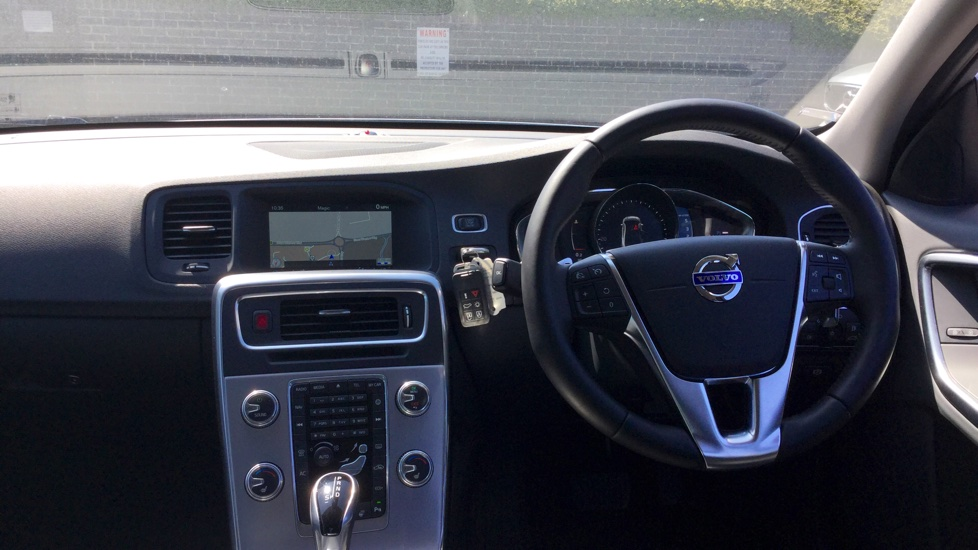 Volvo S60 D3 SE Lux Nav Auto (Winter pack inc heated steering wheel and front park sensors
