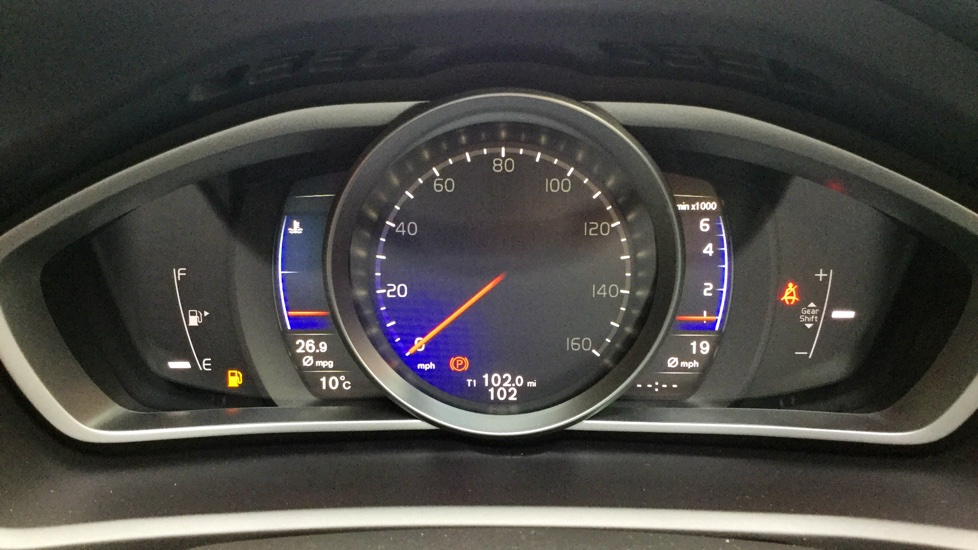 Volvo V40 T2 R-Design Manual, Iod Intergration, ABS