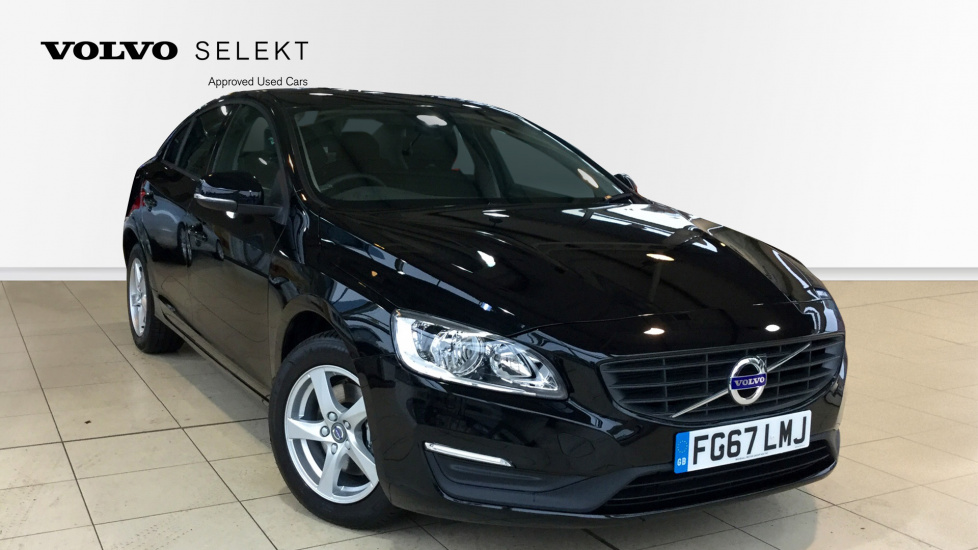 Volvo S60 D4 (190 bhp) Business Edition Manual LOW MILES, Sat Nav, Cruise Control, Rear Parking Sensors