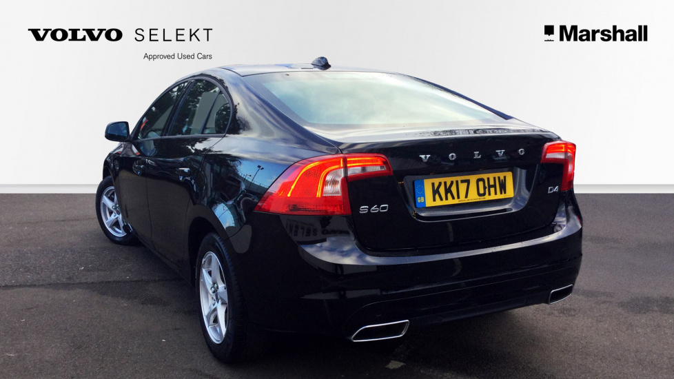 Volvo S60 D4 Business Edition Manual Sat-Nav, DAB Audio & Bluetooth